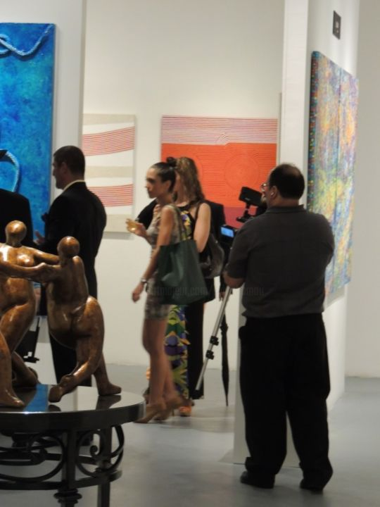 Art Fusion Galleries  - Colourful Liaisons art exhibition (July, August, Sept 2013)