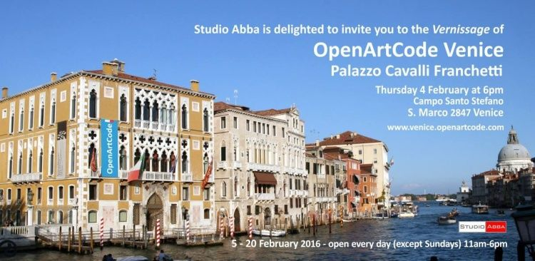 Open art code